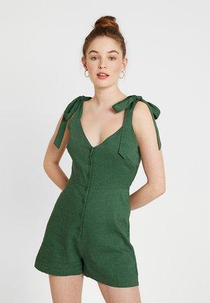 EXCLUSIVE SUMMER CAPSULE - Tuta jumpsuit - sage green