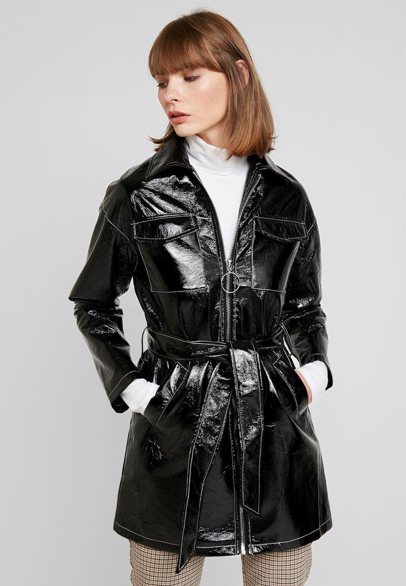 Glamorous - Classic coat - black
