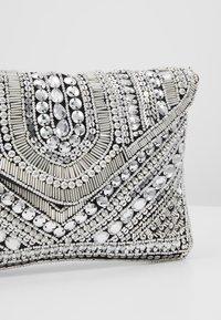 Glamorous - Clutch - silver - 6