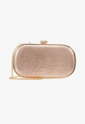 MEI - Clutch - rose gold-coloured