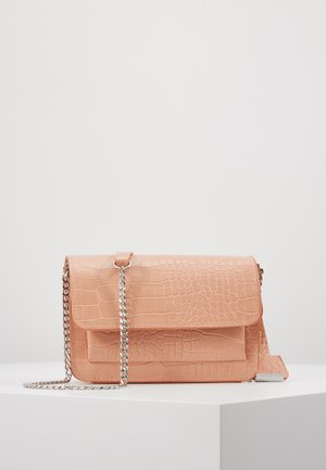 Across body bag - pink