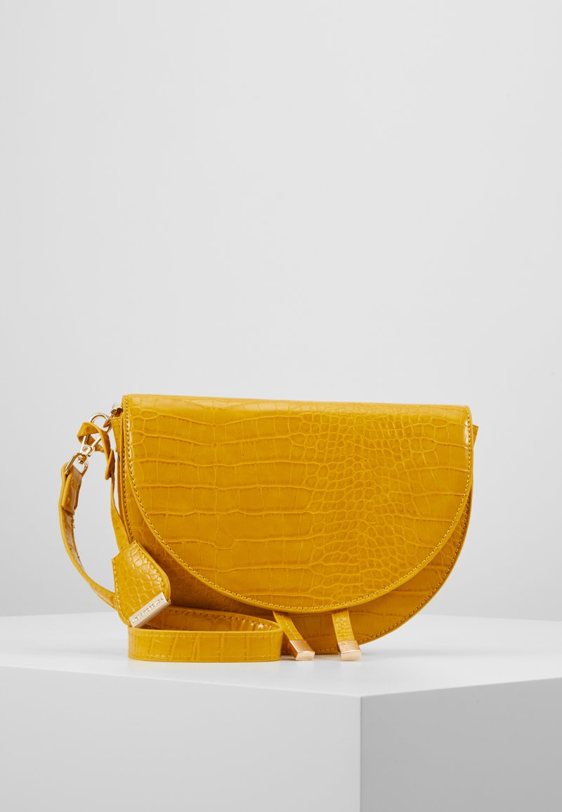 Glamorous - Umhängetasche - mustard yellow