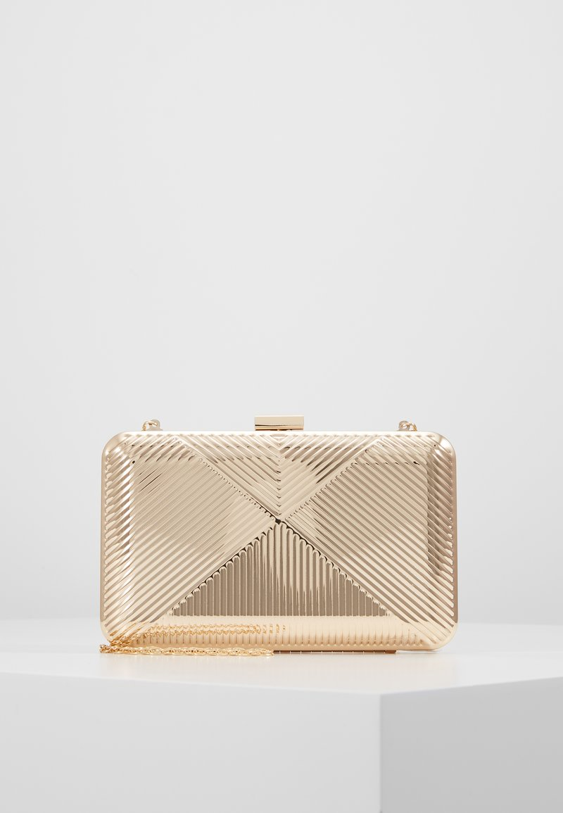Glamorous - CAO - Clutch - gold-coloured