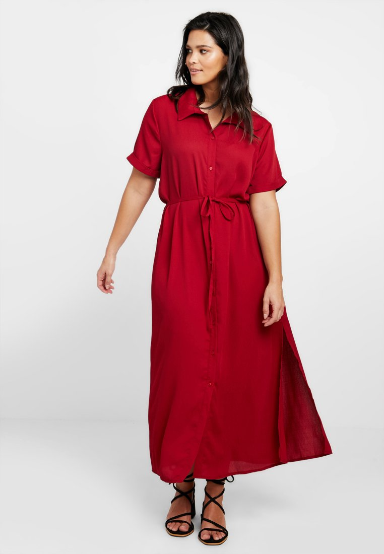 Glamorous Curve - Maxi dress − normal fit