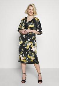 Glamorous Curve - ORIENTAL DRESS - Kjole - multi-coloured - 0