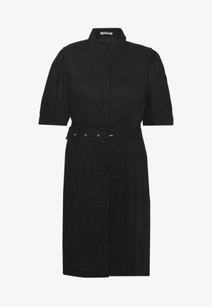 BLETED DRESS - Paitamekko - black