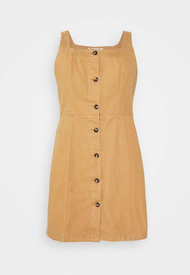 PINNY DRESS - Robe d'été - tobacco
