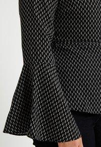 Glamorous Curve - WRAP BLOUSE - Blouse - black - 5