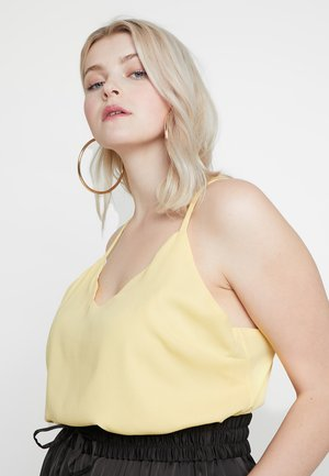 CAMI - Topper - yellow