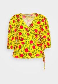Glamorous Curve - WRAP FRUIT - Pusero - yellow - 4