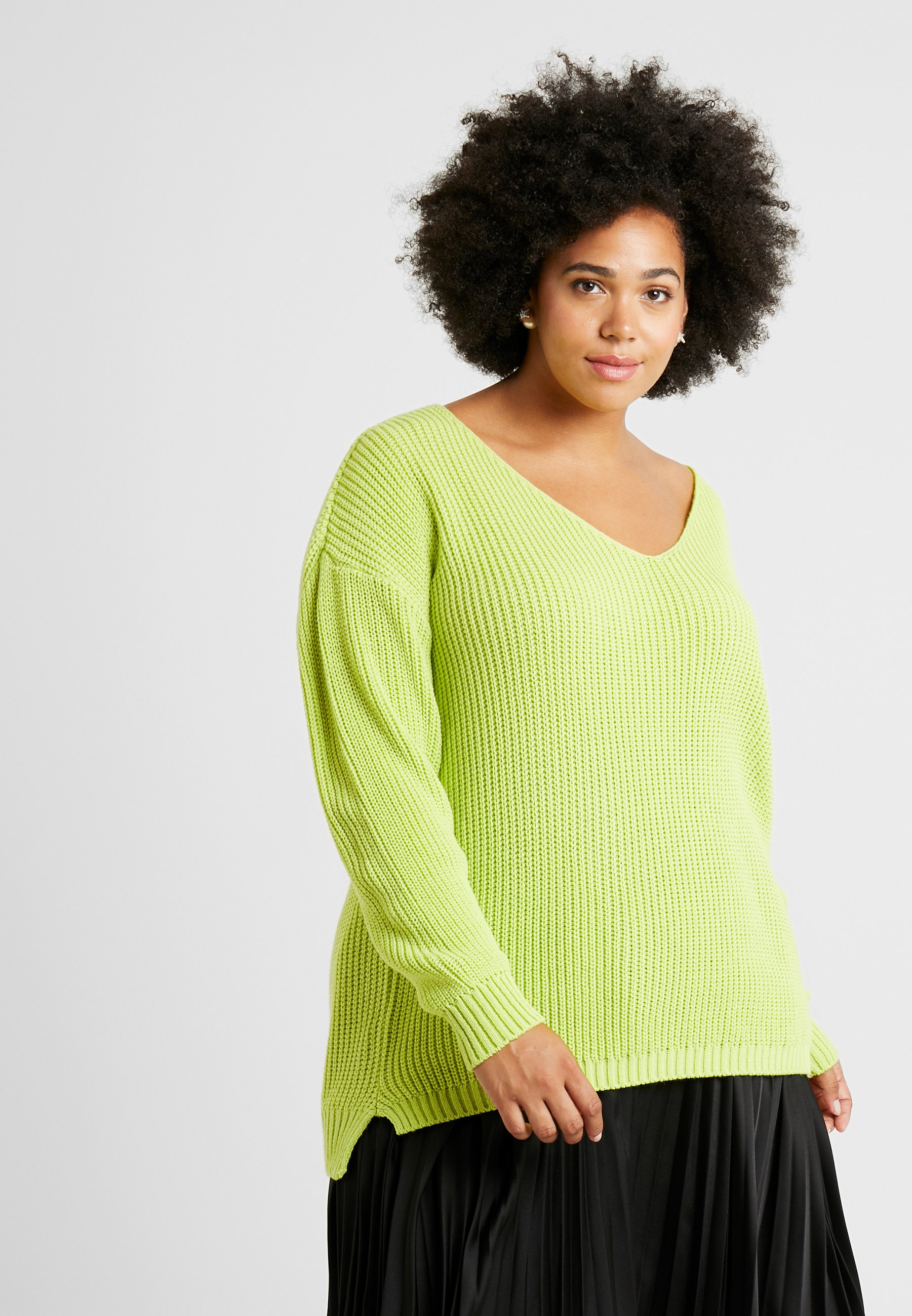 Vneck   Maglione by Glamorous Curve