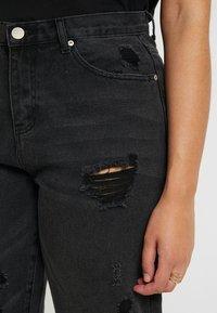 Glamorous Curve - Vaqueros slim fit - black - 4