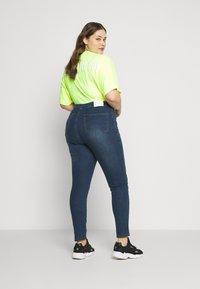 Glamorous Curve - Skinny džíny - dark blue denim - 2