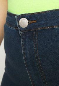Glamorous Curve - Skinny džíny - dark blue denim - 4