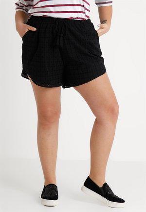 BRODERIE - Shorts - black