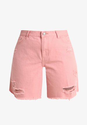 Jeans Short / cowboy shorts - pink