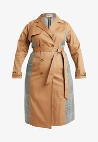 Glamorous Curve - MIX AND MATCH - Trench - stone - 4