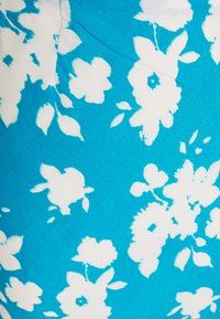 Glamorous Petite - AZURE PRINT SKIRT - Falda acampanada - blue - 2