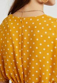 Glamorous Petite - Vestito estivo - yellow - 5