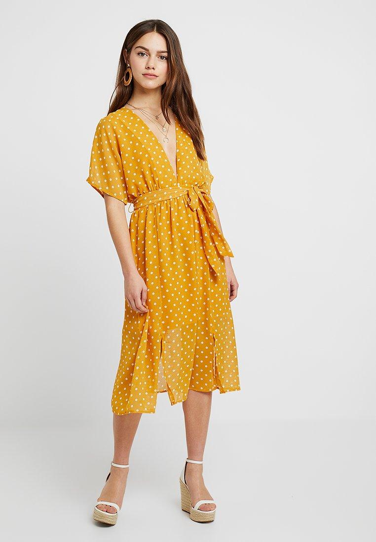 Glamorous Petite - Vestito estivo - yellow