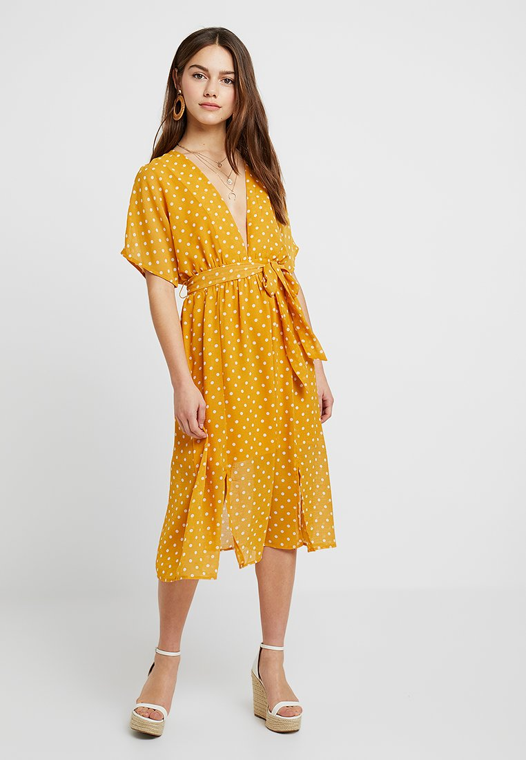Glamorous Petite - Denní šaty - yellow