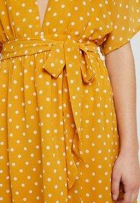 Glamorous Petite - Vestito estivo - yellow - 7