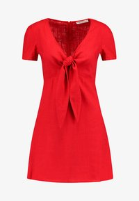 Glamorous Petite - Day dress - red - 3