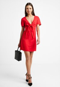 Glamorous Petite - Day dress - red - 1