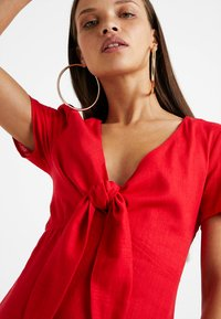 Glamorous Petite - Day dress - red - 4