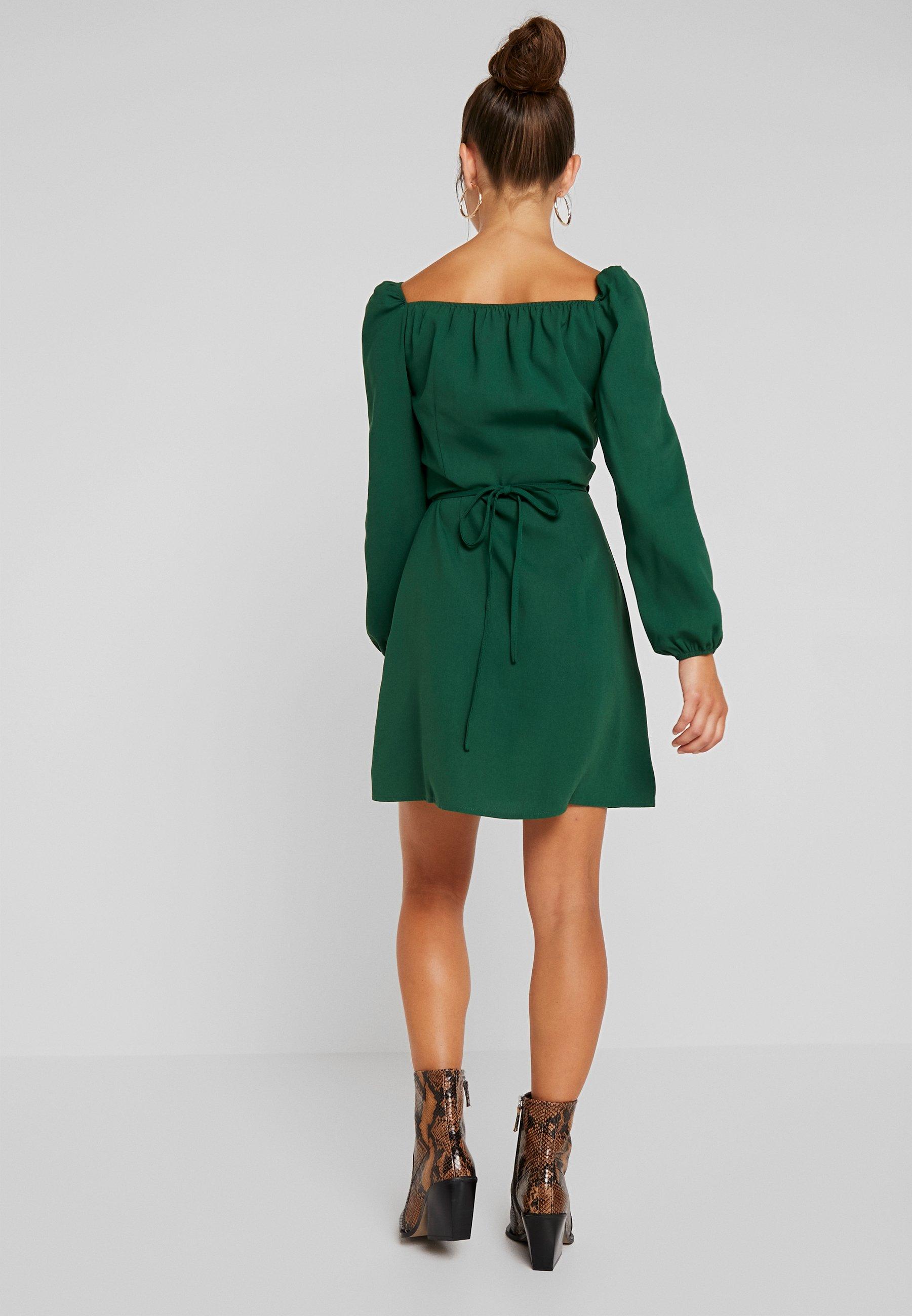 Petite Green Glamorous Petite Glamorous Robe D'étéDark NnOm8yv0w