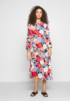 FLOWER - Korte jurk - multi