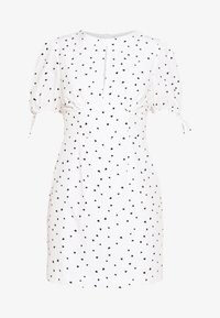 Glamorous Petite - STUDIO: HEART PRINT DRESS - Day dress - white - 3