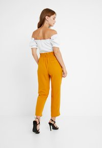 Glamorous Petite - GYPSY BARDOT - T-Shirt print - white - 2