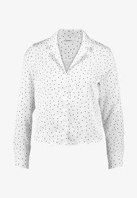 Glamorous Petite - Camicia - white/black - 3