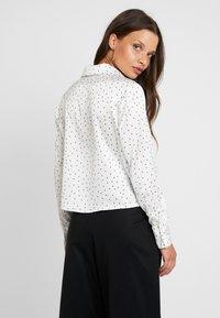 Glamorous Petite - Camicia - white/black - 2