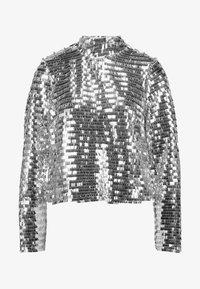 Glamorous Petite - Bluser - silver - 3