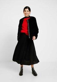 Glamorous Petite - Strickpullover - red - 1