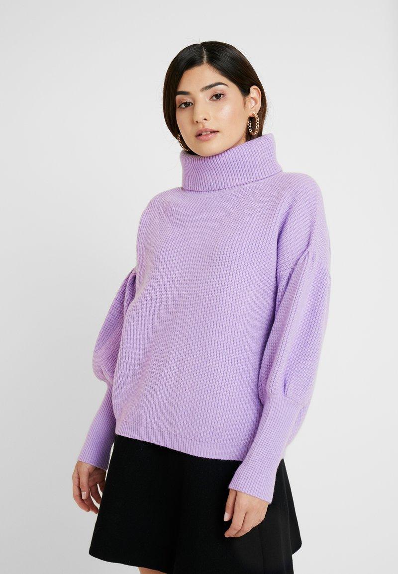 Glamorous Petite - Strickpullover - lilac
