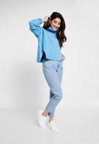 Glamorous Petite - Strickpullover - blue marl - 1