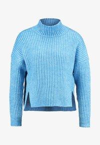 Glamorous Petite - Strickpullover - blue marl - 4