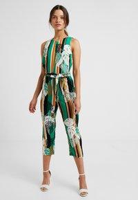 Glamorous Petite - Tuta jumpsuit - green - 0