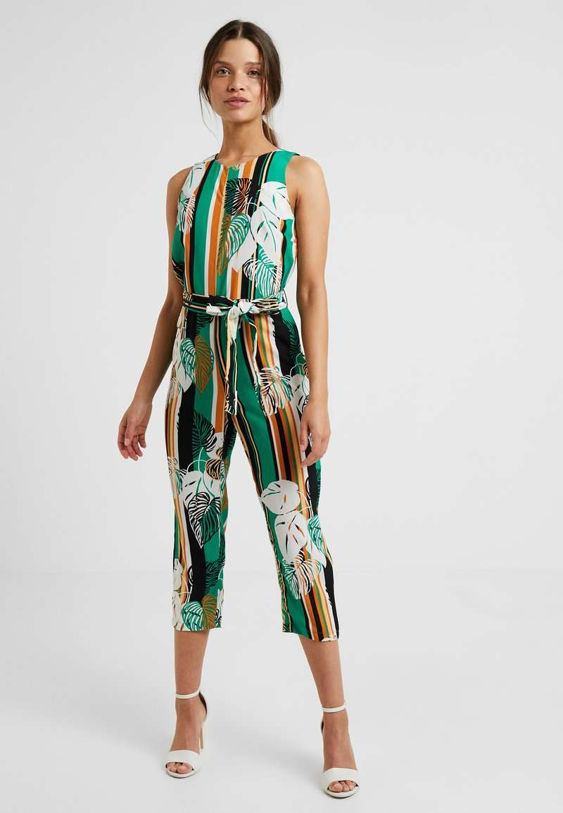 Glamorous Petite - Tuta jumpsuit - green