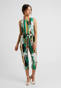 Glamorous Petite - Tuta jumpsuit - green - 1