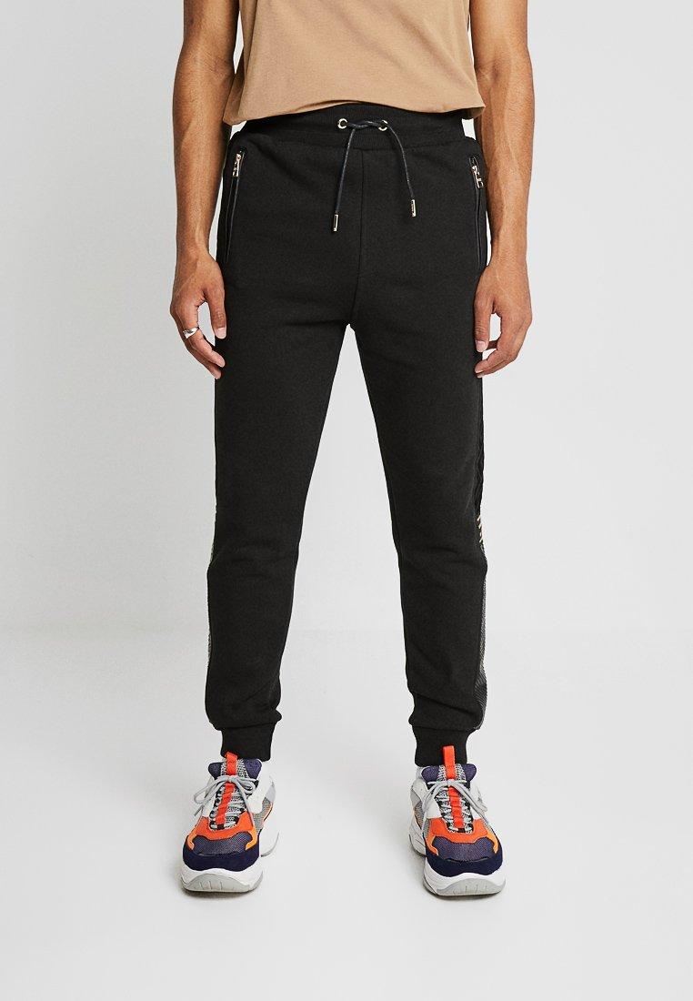 Glorious Gangsta - KANGO - Spodnie treningowe - black
