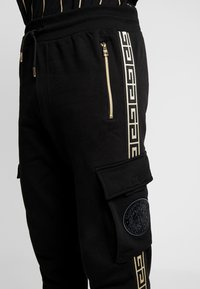 Glorious Gangsta - ALPHA JOGGER - Pantalon de survêtement - black - 4