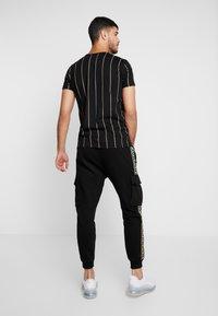 Glorious Gangsta - ALPHA JOGGER - Pantalon de survêtement - black - 2