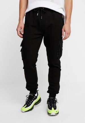 GALIS UTILITY  - Pantalon de survêtement - black