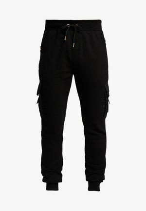 GALIS UTILITY  - Teplákové kalhoty - black