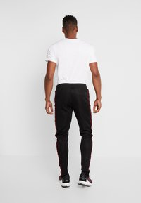 Glorious Gangsta - CORTZEE JOGGERS - Tracksuit bottoms - black - 2