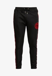 Glorious Gangsta - CORTZEE JOGGERS - Tracksuit bottoms - black - 3